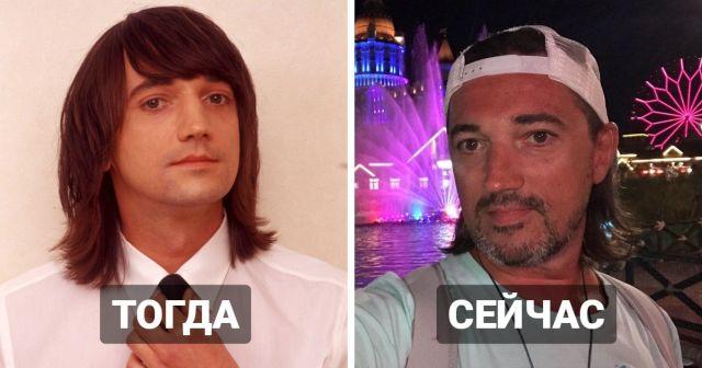Николай Тимофеев (Дискотека Авария), 49 лет