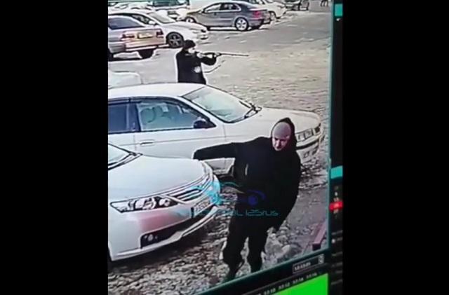 Парень с ружьем из Владивостока