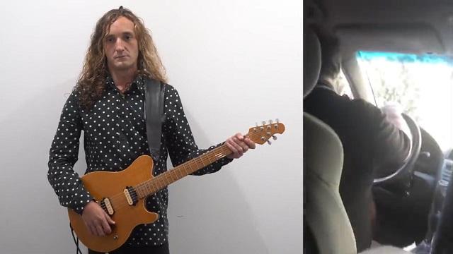 Гитарист делает кавер