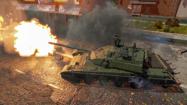 """Обновление """"Раскаленные траки"""" в онлайн-экшне War Thunder (6 фото)"""