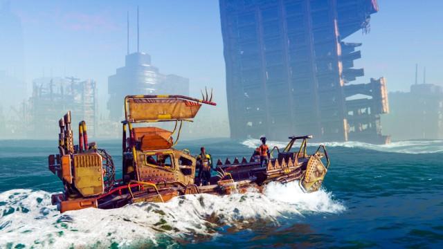 Альфа-тест новой онлайн-игры Age of Water (3 фото)
