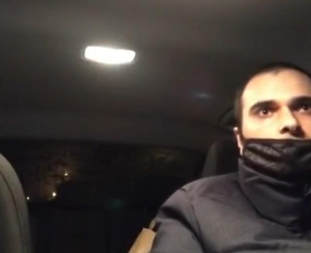 Скандал в такси в Подмосковье