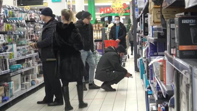 Пранк с магазине