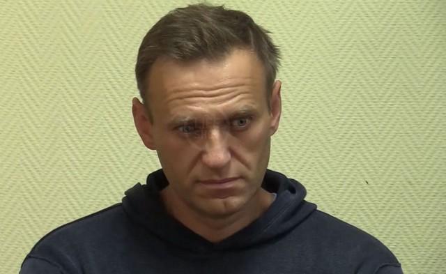 Алексея Навального арестовали на 30 суток