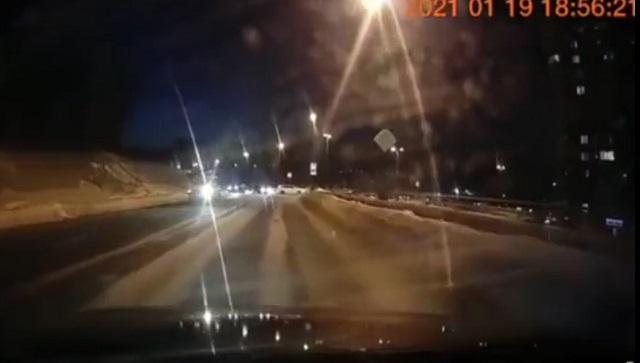 Аварийная ситуация на дороге