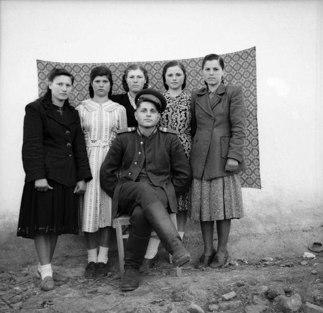 Василе Токарчук в молодости