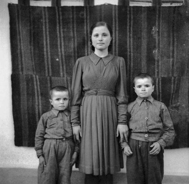 Тамара Кушнир в молодости