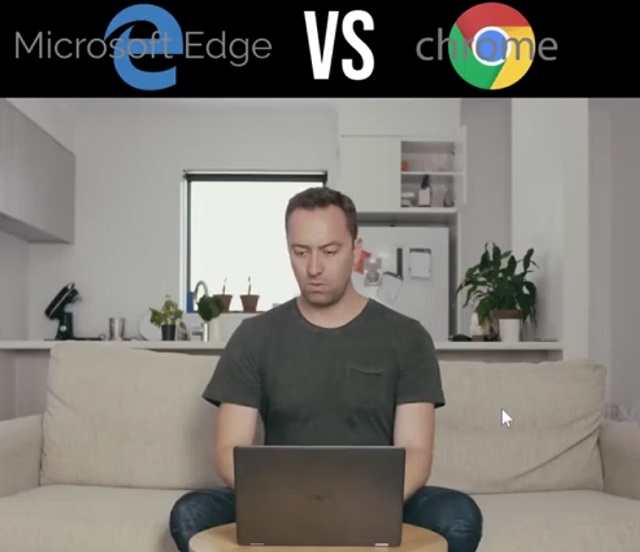 Microsoft Edge против Google Chrome