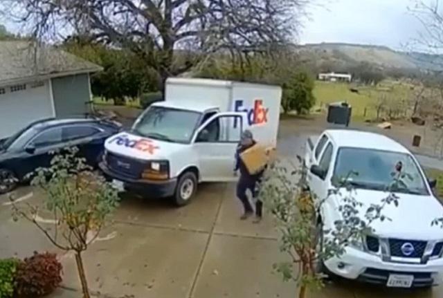 Фургон почтальона