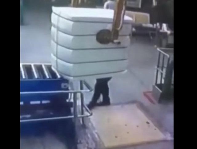 Происшествие на производстве