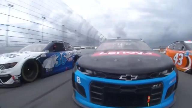 Гонка NASCAR