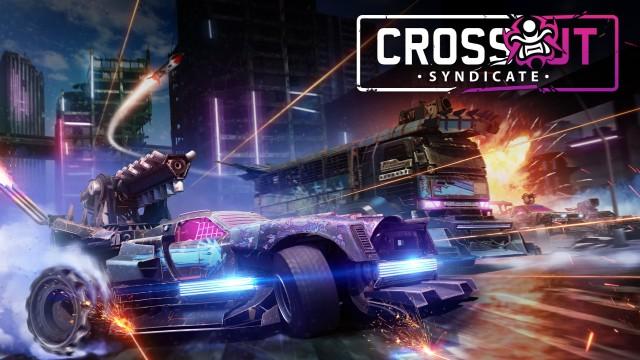 """Обновление """"Syndicate"""" в онлайн-экшне Crossout (4 фото)"""