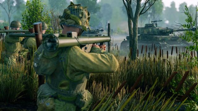 """Кампания """"Вторжение в Нормандию"""" в Enlisted (6 фото)"""