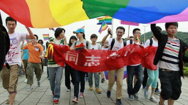 ЛГБТ в Китае
