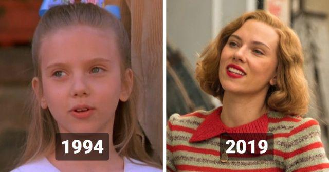 Как изменились актеры и актрисы, которые стали знаменитыми еще в детстве
