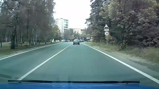 Авария с участием BMW
