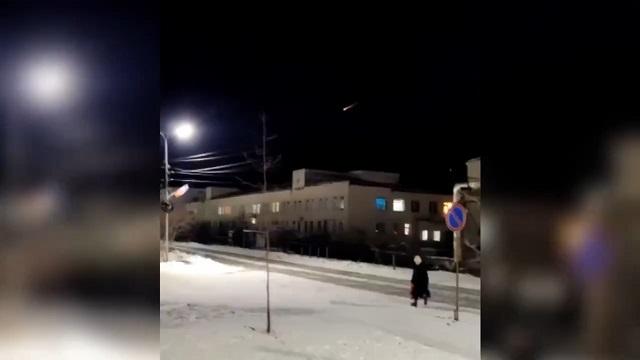 НЛО над Якутией