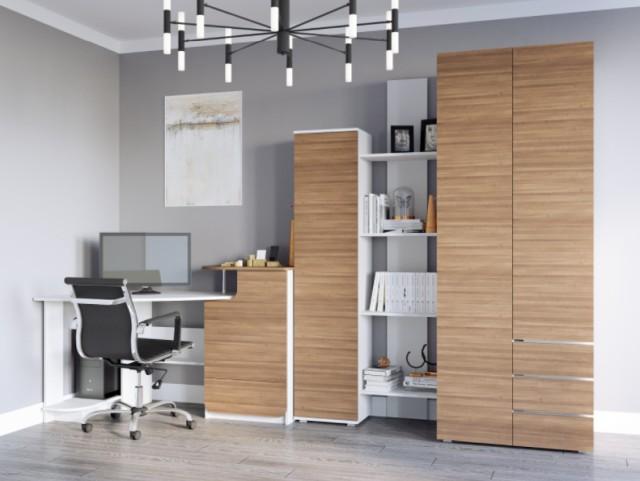 Бюджетная мебель в стиле Сканди