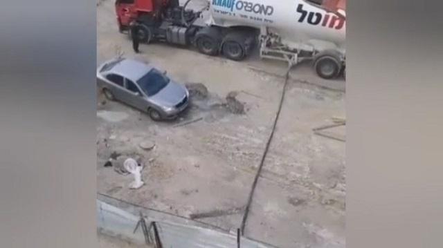 фейл на стройплощадке
