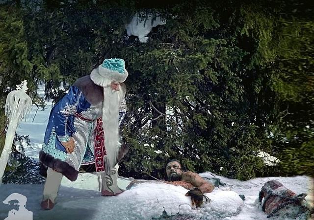 Забавные фотожабы от казанского иллюстратора Klod Mande