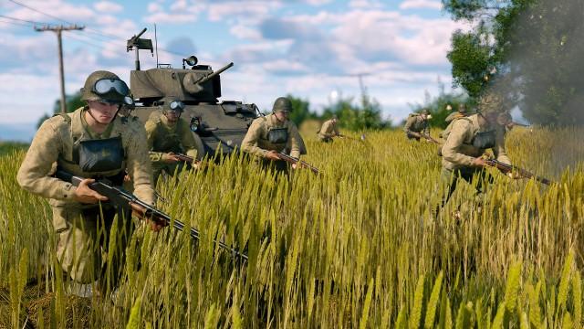 Военный онлайн-шутер Enlisted доступен всем (6 фото)