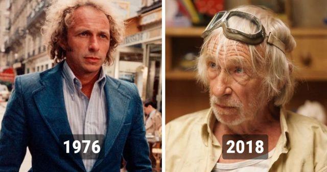 Знаменитые актёры старшего поколения в своих самых знаменитых и последних ролях