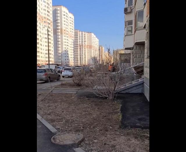 спальный район москвы