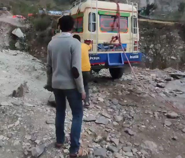 маршрутка в непале