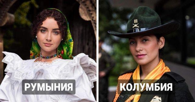 """""""Атлас красоты"""": интересный фотопроект о женщинах разных стран"""