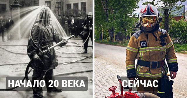 Тогда и сейчас: как выглядели представители разных профессий столетие назад и сегодня