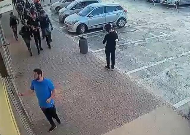 В Израиле силовики чуть не избили парня