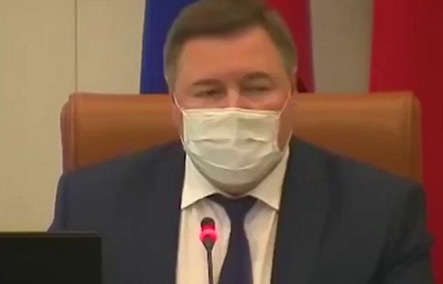 Спикер Дмитрий Свиридов