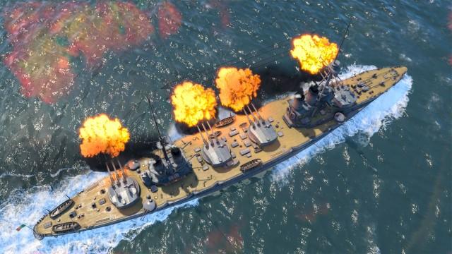 """Обновление """"Красные небеса"""" в онлайн-экшне War Thunder (6 фото)"""