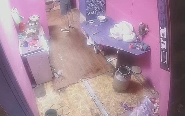 скандал на кухне