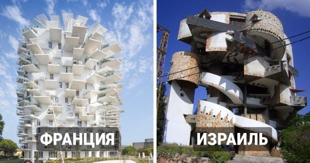 Проекты архитекторов, которые немного переборщили с креативом
