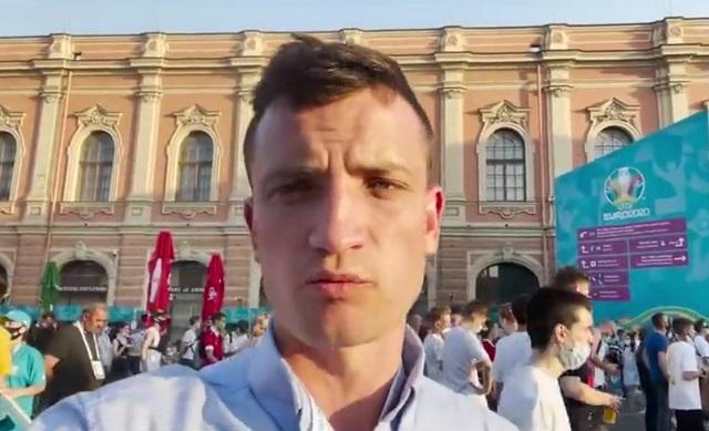 опрос российских болельщиков Евро-2020
