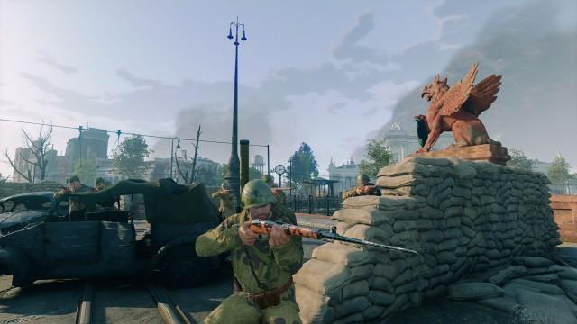 """""""Битва за Берлин"""" в онлайн-шутере Enlisted доступна всем (3 фото)"""