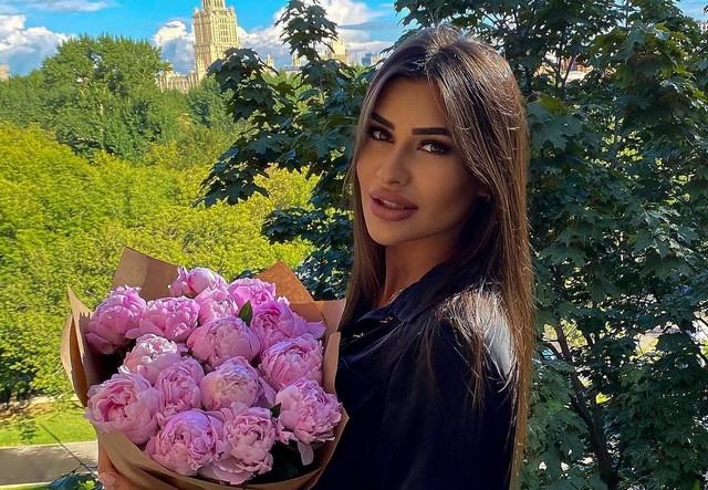 Саламова Аля - победительница в конкурсе «Мисс Москва 2020/2021» (11 фото + видео)
