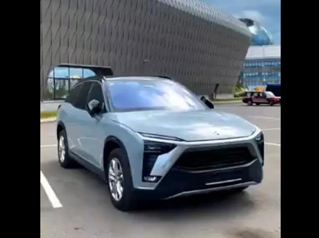 Авто-хайтек по-китайски