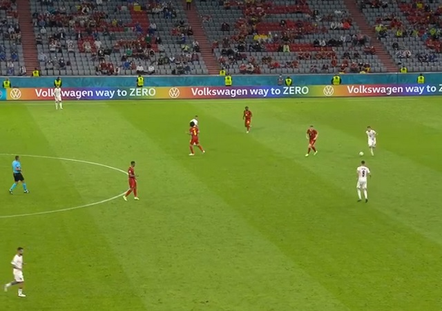 Подборка лучших голов на Евро-2020