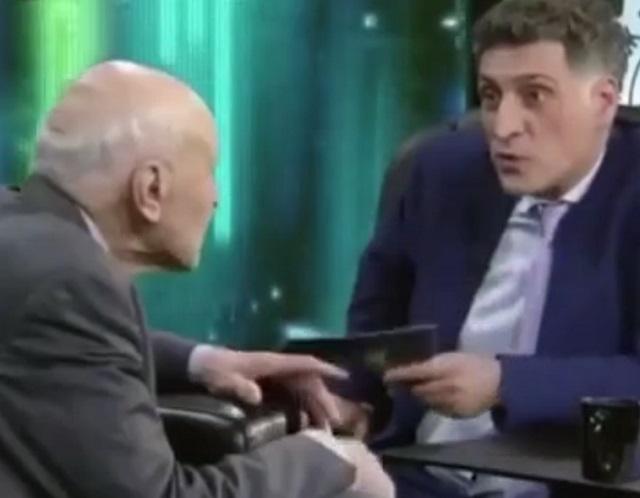 Николай Дроздов и Тигран Кеосаян