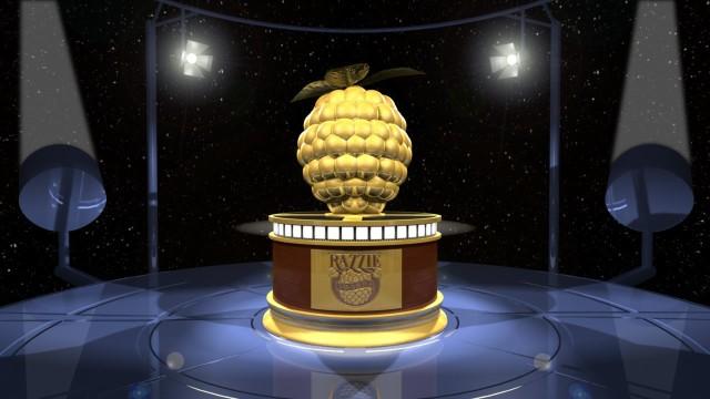 Названы номинанты на премию «Золотая малина»