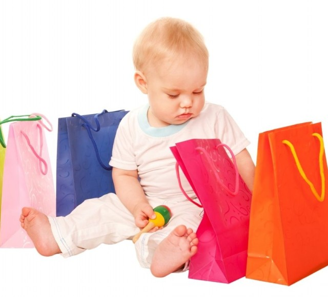 продажа товаров для младенцев