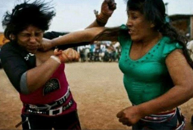Таканакуй - фестиваль в Перу