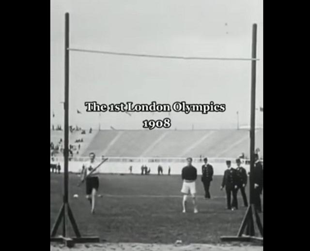 Олимпийские игры 113 лет назад