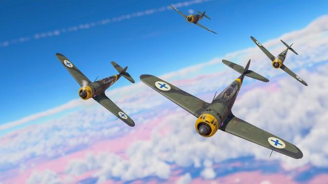 """Акция """"Летний десант"""" в военном экшене War Thunder (6 фото)"""