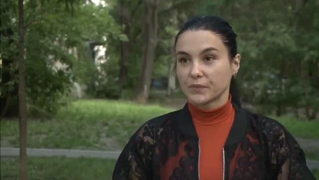 Учительница из Хабаровска Юлия Марченко