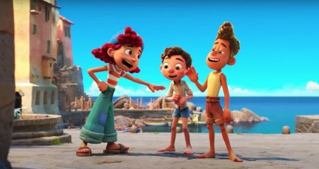 Берег детства: каким получился новый хит Pixar, вдохновленный Миядзаки и итальянским югом