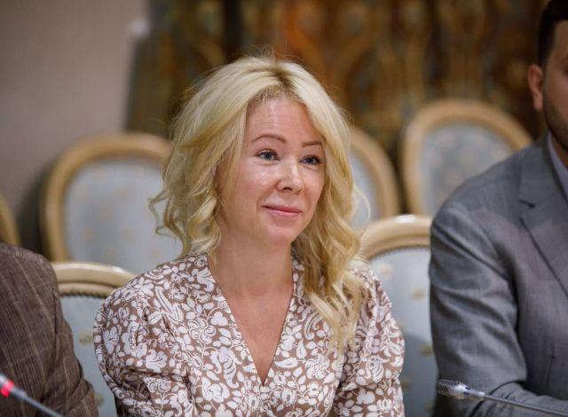 Екатерина Мизулина