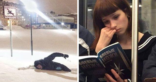 Необычные ситуации, которые можно встретить только в России